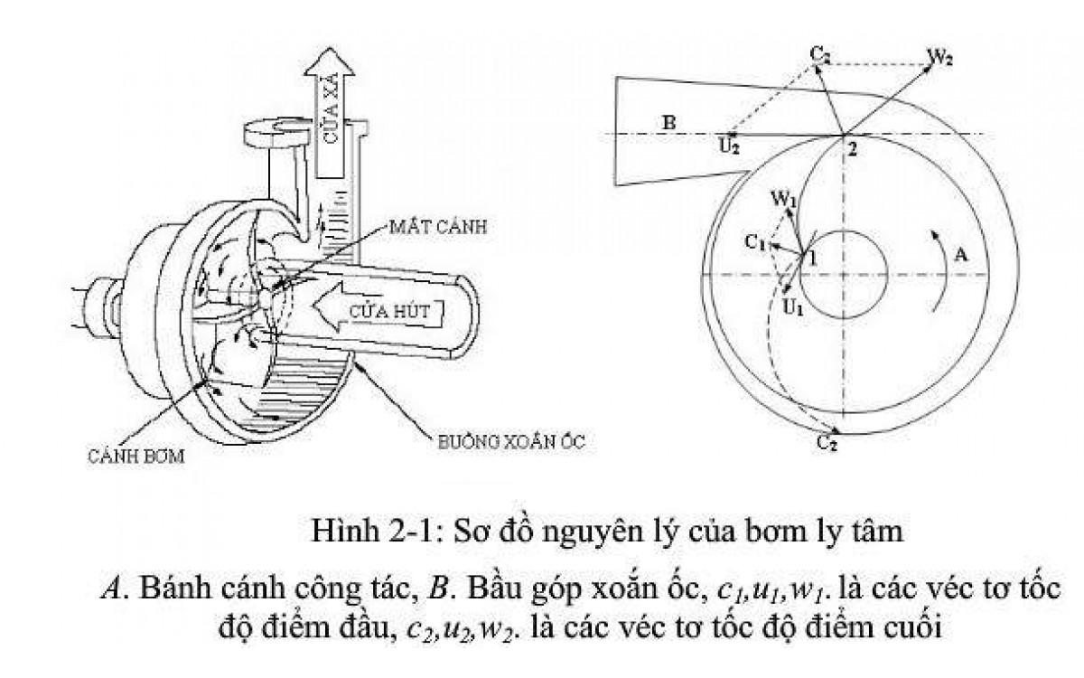 Sử dụng máy bơm ly tâm cần biết những gì ?