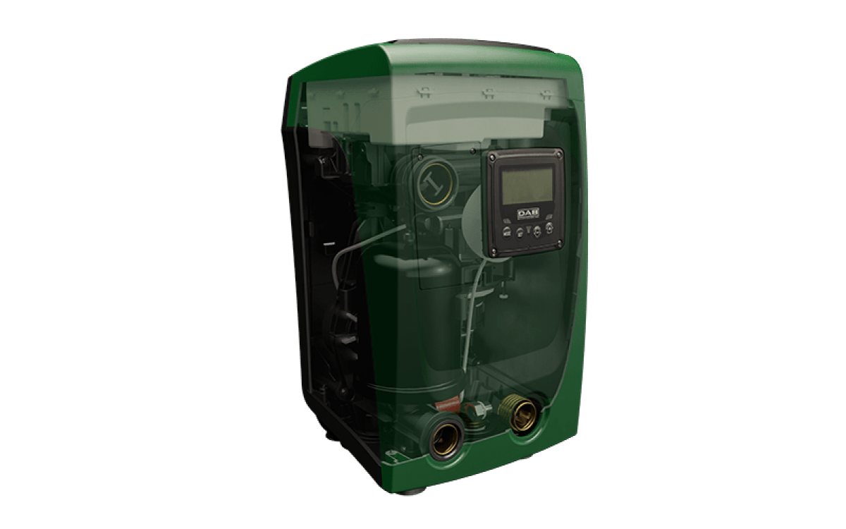 Máy bơm tăng áp Esybox kết nối không dây, biến tần điều chỉnh