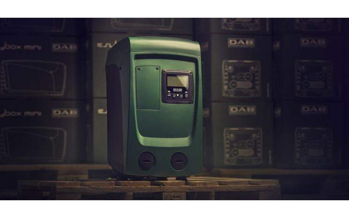 Bơm tăng áp Esybox Mini - hệ thống điều áp cao cấp cho căn nhà của bạn