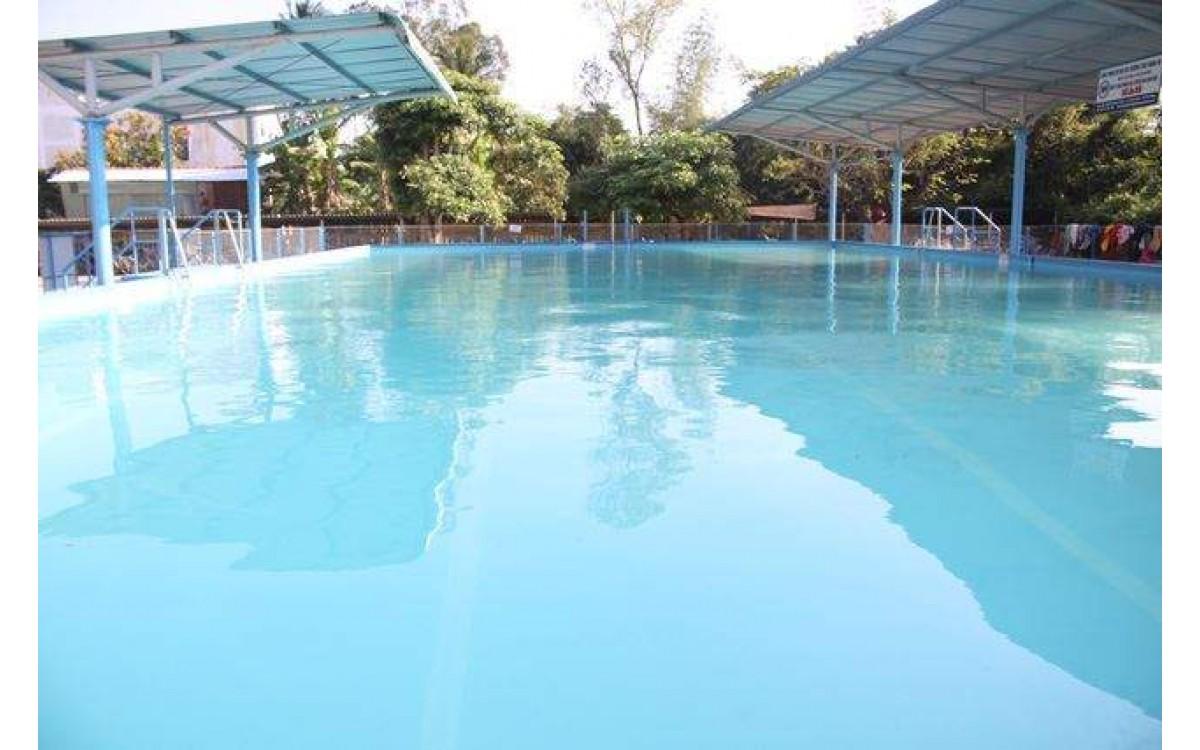 Máy bơm hồ bơi hoạt động trong điều kiện áp suất dưới nước cao