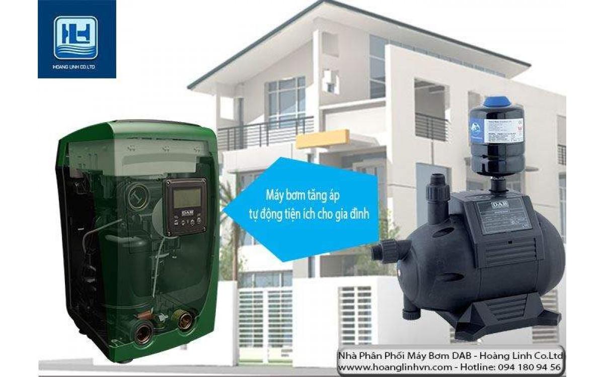 Phân tích các loại máy bơm tăng áp sử dụng phổ biến hiện nay