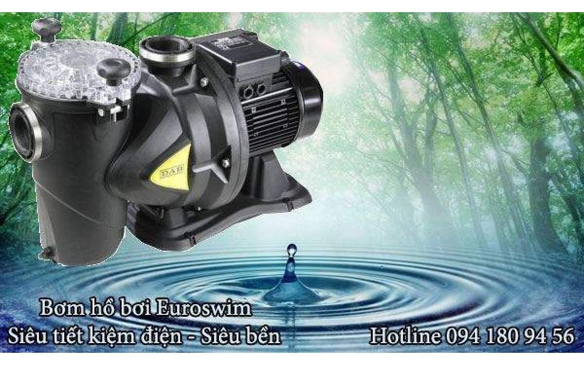 Tiêu chuẩn chọn máy bơm bể bơi dựa trên cột áp hay lưu lượng là tốt nhất
