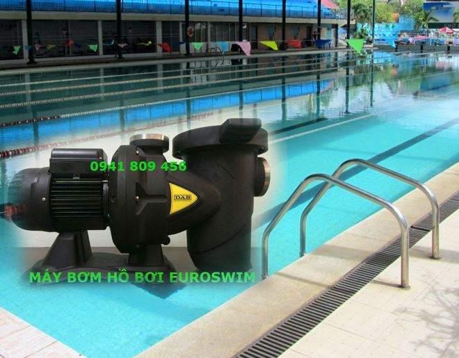 Điểm bán máy bơm hồ bơi vận hành 24/24h tại Sài Gòn