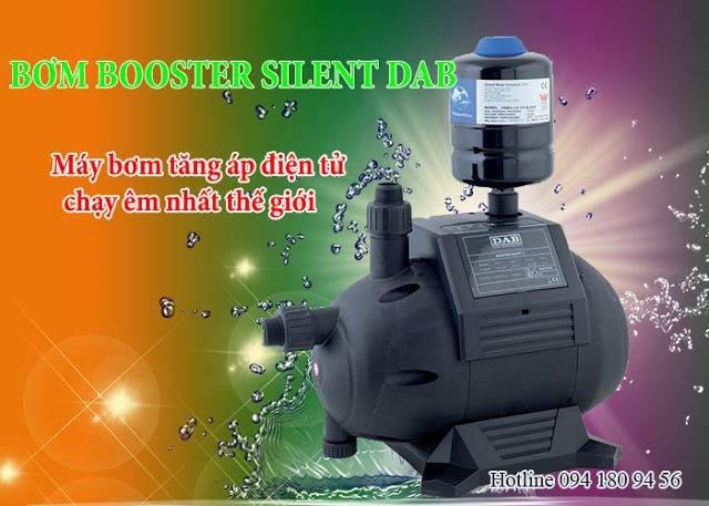 Tìm mua máy bơm tăng áp điện tử chạy êm cho nguồn nước yếu